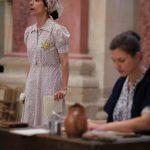 Martine Amsili et Emmanuelle Galabru, dans Lettres de Westerbork, par Etty Hillesum - Compagnie Nuits d'Auteurs
