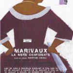 Affiche La Mère confidente, de Marivaux, mise en scène par Martine Amsili - Compagnie Nuits d'Auteurs