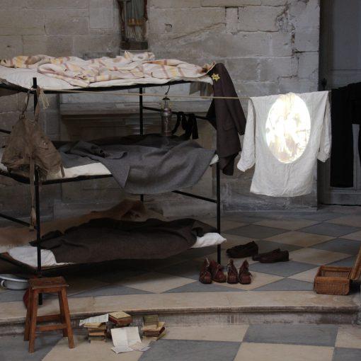 Décors de Lettres de Westerbork, par Etty Hillesum - Compagnie Nuits d'Auteurs