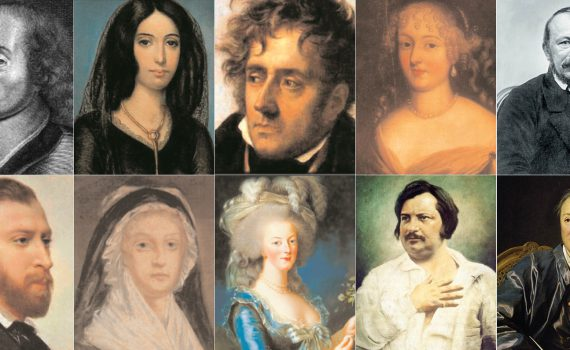 Maux d'Auteurs est une pièce de théâtre et une création originale de Martine Amsili, un drame commun issu des maux et de mots de nombreux auteurs.